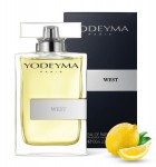 Yodeyma West Men 100 ml.