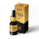 Olejek CBD 5% (500 mg) BeHemp 10 ml