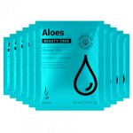 Sample - DuoLife Beauty Care Aloes Shower Gel 5 ml ( 10 pcs )