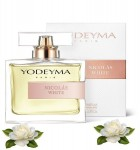 Yodeyma Nicolas White Woman 100 ml.