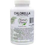 Natur Planet Chlorella 250 mg 1000 tabletek