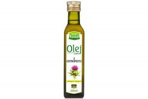 Look Food Olej z Ostropestu  250ml