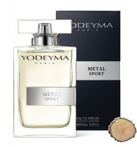 Yodeyma  Metal Sport Men 100 ml.