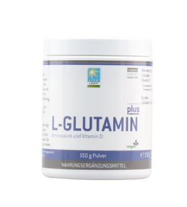 LongLife L-glutamina plus proszek 150 g