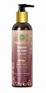 NaturDay Balsam do ciała