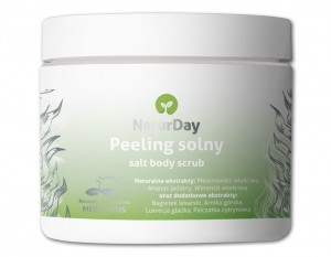 NaturDay  Peeling solny