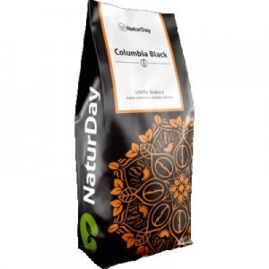 NaturDay  Kawa Columbia Black 1kg