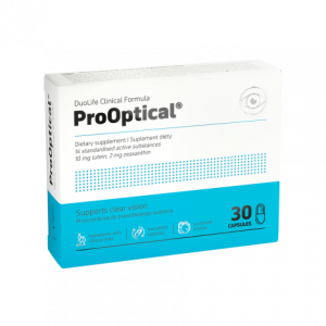DuoLife Clinical Formula ProOptical 30 kapsułek