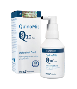 Dr Enzmann QuinoMit Q10 - Ubichinol MSE  fluid 30 ml
