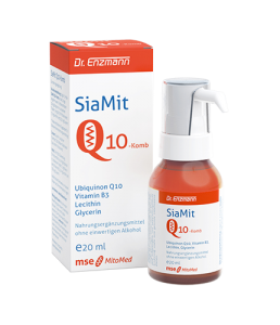 Dr Enzmann SiaMit Q10 Komb fluid 20 ml