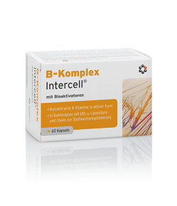 B-komplex Intercell - 60 kapsułek