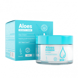 DuoLife Beauty Care Aloes Day Cream 50 ml krem na dzień