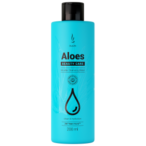 DuoLife Beauty Care Aloes Micellar Cleansing Water 200ml płyn micelarny