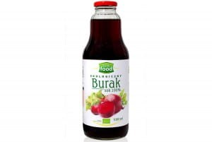 Look Food Sok  Z Buraka Bez Dodatku Cukru  1000ml.