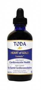 Toda heart of gold formula 120ML
