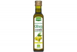 Look Food  Oliwa z  Oliwek Extra Virgin  250ml